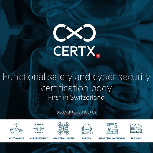 CertX poursuit son développement au MIC