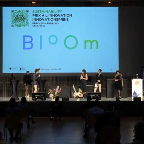 Economie durable: Prix à l'innovation pour Bloom Biorenewables!