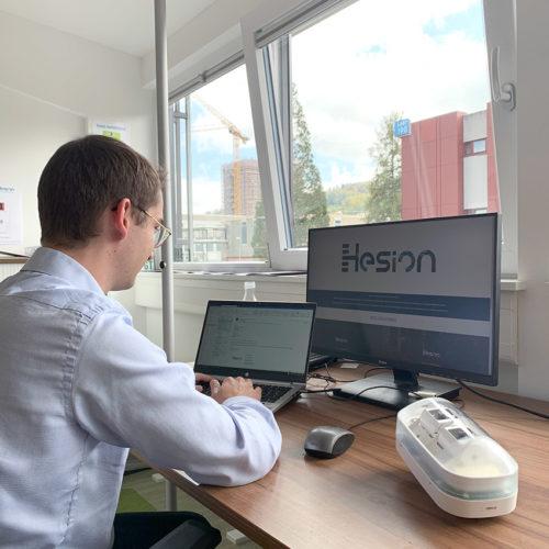 Hesion Suisse se développe et étoffe son équipe au MIC