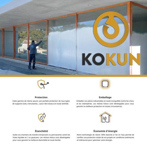 NOUVELLE ENTREPRISE: Kokun s'installe au MIC