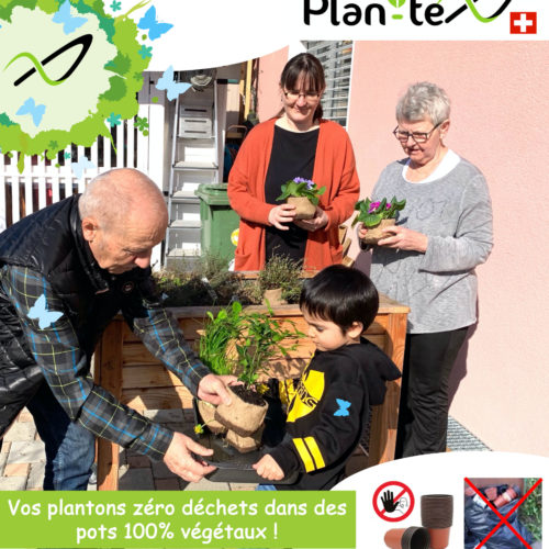 Innovation écologique: Swiss-B lance PLANTEX