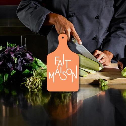 Le Restaurant L'Atelier MIC obtient le label FAIT MAISON